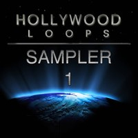 Loopmasters Hollywood Loops Sampler 1