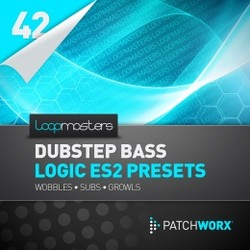 Loopmasters Dubstep Bass Logic ES2 Presets
