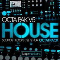 Loopmasters Octa Pak Vol 5 House
