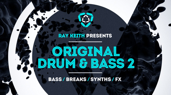 Ray Keith Original Drum & Bass 2