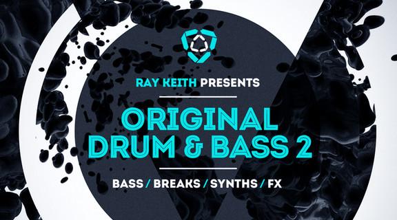 Ray Keith Original Drum & Bass 2