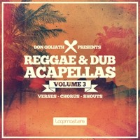 Reggae &amp; Dub Acapellas Vol 3