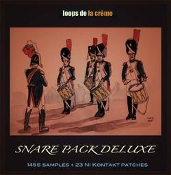 Loops de la Crème Snare Pack Deluxe