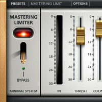 Minimal System Instruments Mastering Limiter