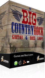 P5Audio Big Country Rock