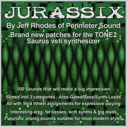Perimeter Sound Jurassix