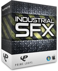Prime Loops Industrial SFX