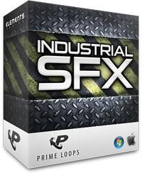 Prime Loops Industrial SFX
