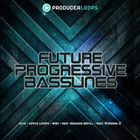 Future Progressive Basslines Vol 2