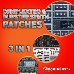Singomakers Complextro & Dubstep 3 in 1
