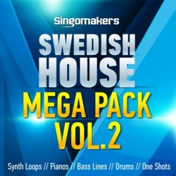Singomakers Swedish House Mega Pack Vol 2