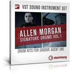 Steinberg Allen Morgan Signature Drums