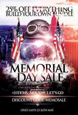 8Dio Memorial Day Sale