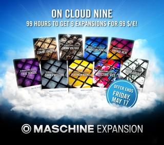 Native Instruments Cloud 9