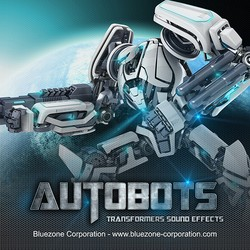 Bluezone Autobots Transformers Sound Effects