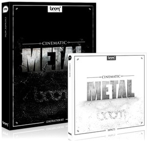 Boom Library Cinematic Metal