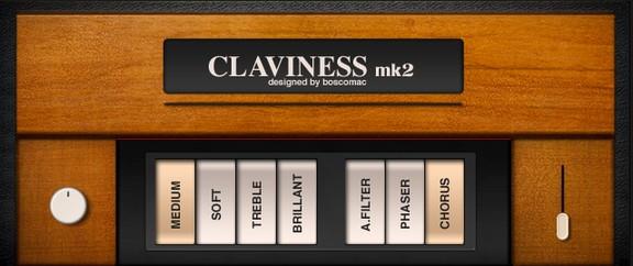 Boscomac Claviness mk2