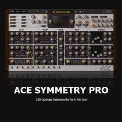 DNR Collaborative Symmetry Pro for u-he ACE