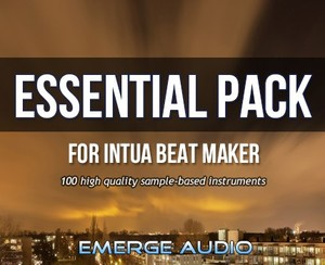 Emerge Audio Essential Pack for Beat Maker 2