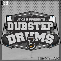 Freaky Loops Dubstep Drums Vol 3