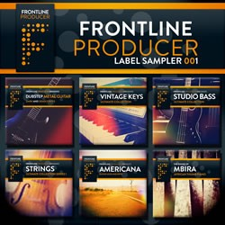 Frontline Producer Label Sampler