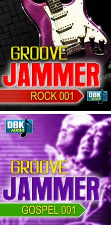 DBK Audio Groove Jammer packs