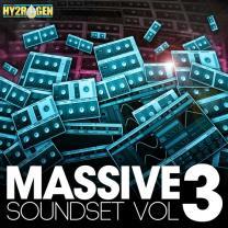 Hy2rogen Massive Soundset 3
