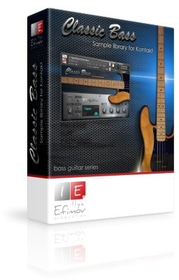 Ilya Efimov Classic Bass