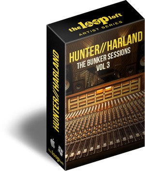 Hunter/Harland The Bunker Sessions Vol 3