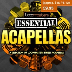 Loopmasters Essential Acapellas