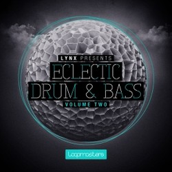 Lynx Eclectic Drum &amp; Bass Vol 2