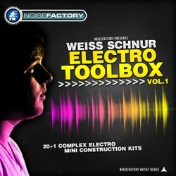 Noisefactory Weiss Schnur Electro Toolbox Vol 1
