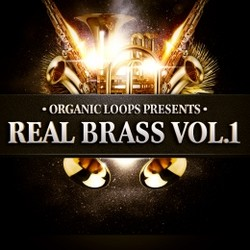Organic Loops Real Brass Vol 1