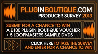 Plugin Boutique Producer Survey