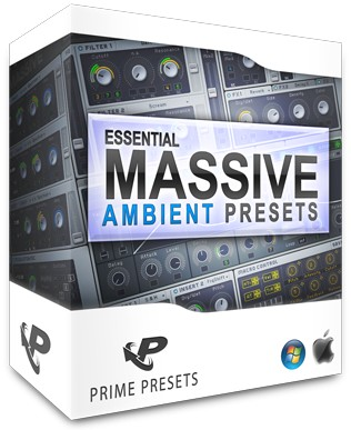 Prime Loops Essential Ambient Presets for Massive