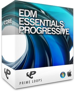 Prime Loops EDM Essentials Progressive