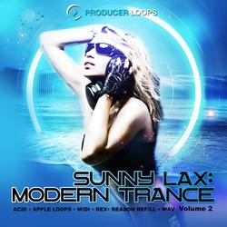 Sunny Lax Modern Trance Vol 2