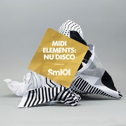 Sample Magic MIDI Elements Nu Disco