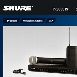 Shure BLX