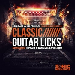 Sonic Mechanics Classic Guitar Licks
