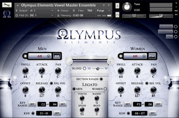 Soundiron Olympus Elements