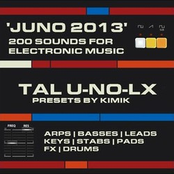 Sounds For Synth Juno 2013