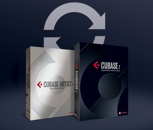 Steinberg Cubase update
