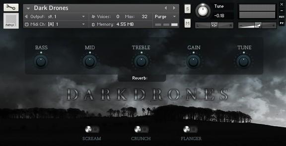 sun.io Dark Drones