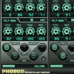Synth Magic Phobos