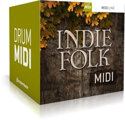 Toontrack Indie Folk MIDI