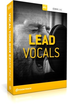 Toontrack Lead Vocals EZmix Pack