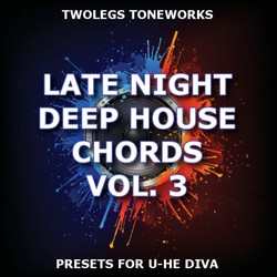 Twolegs Toneworks Late Night Deep House Chords Vol 3