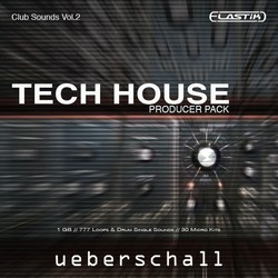 Ueberschall Tech House Producer Pack