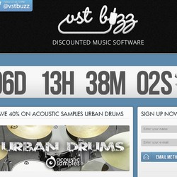 VSTBuzz Urban Drums Sale